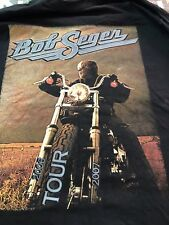 Bob Seger T Shirt - Large