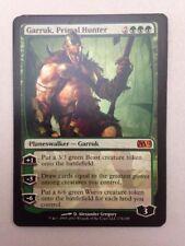 MTG, Garruk Primal Hunter, Magic 2012, LP