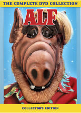 ALF: The Complete DVD Collection (Collector's Edition) [New DVD] Boxed Set, Fu