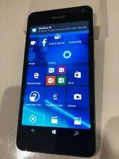 4G Lumia 650 Microsoft cellulare Nokia * VODAFONE * GARANZIA di 6 mesi