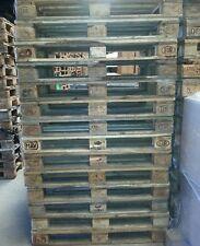 palette bois EUROPE 1200 x 800 mm manutention  stockage