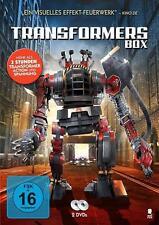 2 DVD´s - TRANSFORMERS BOX-SPACE TRANSFORMERS/RECYCLO TRANSFORMERS-NEU & OVP