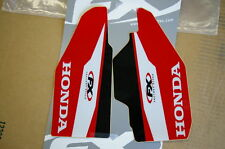 FX FORK GUARD GRAPHICS HONDA CRF150R CRF150  CR85 CR85R