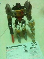 Transformers Henkei Grimlock (Loose 100% complete)