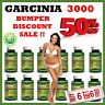◆◆ 3000mg Daily ◆◆ GARCINIA CAMBOGIA Capsules WHOLESALE Weight Loss Diet Pills