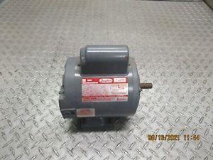 DAYTON LR24684 Induction Motor Capacitor Start 1/2 HP 115/230 V  533