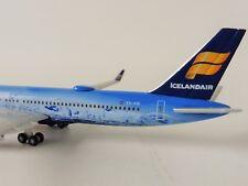 Icelandair Vatnajökull Boeing 757-200 1/500 Herpa 531108 757 Islande Tf-fir