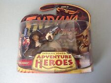 Vintage# Indiana Jones Action Figure indiana jones &  Ucha warrior #Mosc