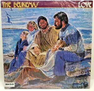 Vintage VINYL RECORD The Beukemas LOVE Christian