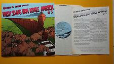 Fresh Sounds from middle America #3 VINYL LP Iguanas Thumbs métapsychologie Archie V.A