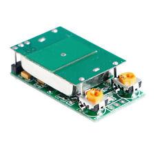 Microwave Radar Sensor DC 5V 5.8GHz Switch Module ISM Waveband 12m HFS-DC06