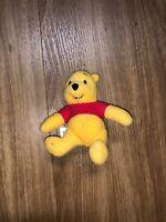 Mcdonalds Disney The Many Adventures Of Winnie The Pooh Plush 1996