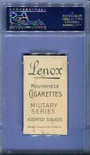 1910 T80 Military Series LENOX Brand back PSA EX 5