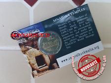 2 Euro CC Coincard BU Malte 2018 - Temple