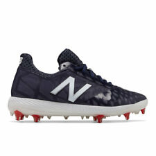 2018 New Balance Composite Adult Spikes Baseball Cleats Navy COMPTN1 Size 11