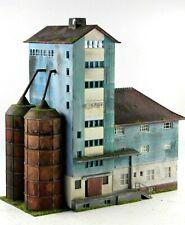 ☝️Diorama H0 1:87 Silo Getreidespeicher Top Patiniert Modellbau aus Potsdam