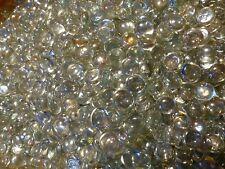 Glasnuggets - klar, irisierend, ca. 13-15 mm, 500 g