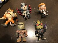 Rick and Morty Mystery Mini Series 2 LOT OF 5