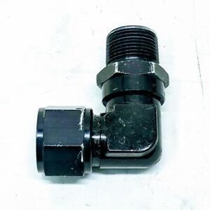Fragola FRG493205-BL Black 1//2 MPT Allen Pipe