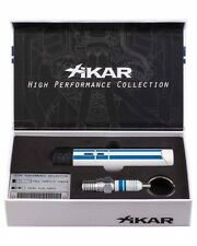 XiKAR 916SHP High Performance Gift Set Turrim Lighter 11mm Cigar Punch Warranty