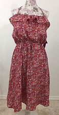 Liberty of London for Target Women's Dress Size L Sleeveless Floral Print New