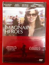 Imaginary Heroes DVD  School Swimmer Marijuana Suicide  Family Struggle Mid Life