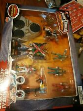 Green Samurai Action Playset Power Ranger Ninja Storm 2003 ***New***