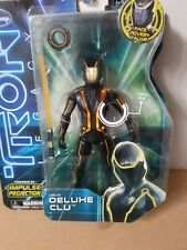 TRON LEGACY DELUXE CLU ACTION FIGURE