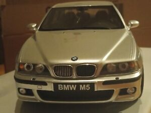 BMW M5 E39 Silver Titanium out of stock/limited edition!!
