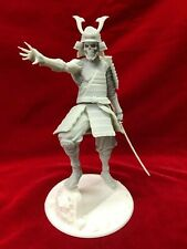 Zombie Samurai Fan Art / Resin Figure / Model Kit-1/8 scale.