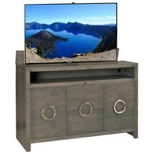Enclave Grey TV Lift Cabinet by TVLIFTCABINET