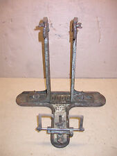 Antique Dudley Manufacturing Bicycle Wheel Truing Stand Pat. March 26, 1895