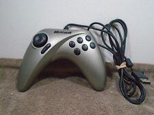 Original Microsoft SideWinder Game Pad Pro (X04-63237) USB Connection