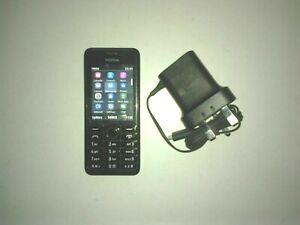 Nokia Asha 301 - 1 Black (Unlocked) Mobile Phone