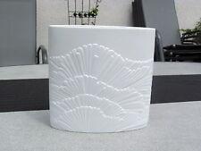 Ovales Grand Rosenthal Porcelaine-vase design Rosemonde NAIRAC 3590/18 ANEMONE