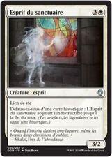 MTG Magic DOM - (x4) Sanctum Spirit/Esprit du sanctuaire, French/VF