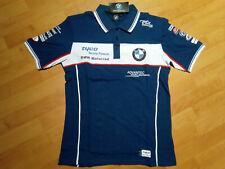 NEW 2020 Official BMW RacingTeam Polo T-Shirt size: L, Motorrad TYCO Moto GP F1.
