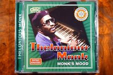 The Lonious Monk - Monk's Mood  -  Used  VG, CD
