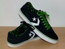 Converse leather trainers size 10 uk