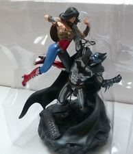 Batman VS Wonder Woman From Injustice God Figure . Rare