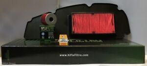 Service Kit for SUZUKI UK110 ADDRESS (2015 to 2020) Filters and Spark Plug
