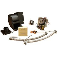 US Stove 11DIKL Draft Induction Kit with Limit Control -