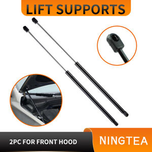 1 Pair For 2000-2006 Ford Taurus Mercury Sable Front Hood Lift Support Shock New