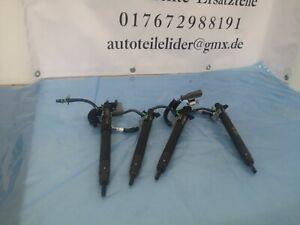 4x Injektor Einspritzdüse Ford Kuga C-Max Focus 2,0 TDCi TXDA TXDB 9686191080
