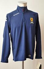 Schottland Trikot Training Langarm Gr. S Diadora Shirt Jersey Scotland vintage