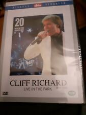 Cliff Richard Live in the Park (NTSC All Region DVD)