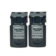 2 PK Black Ink Cartridge PG210XL for Canon PIXMA MX MP Series iP2702 MX340 MX410