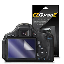 3X EZguardz LCD Screen Protector Skin HD 3X For Canon Rebel T3i (Ultra Clear)