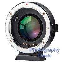 Viltrox EF-FX2 Auto Focus Lens Adapter For Canon EF Lens to Fujifilm X-T3 PRO2