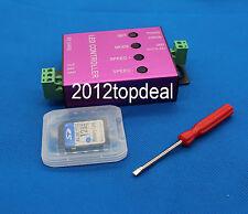 LPD6803/DMX512 WS2811 DC5-24V RGB Pixel Controller MAX control
